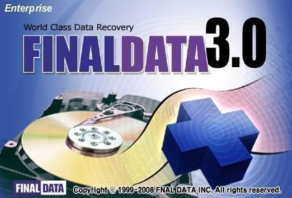 FinalData_Enterprise_v3.0.8 - 超级强大的老牌数据恢复软件