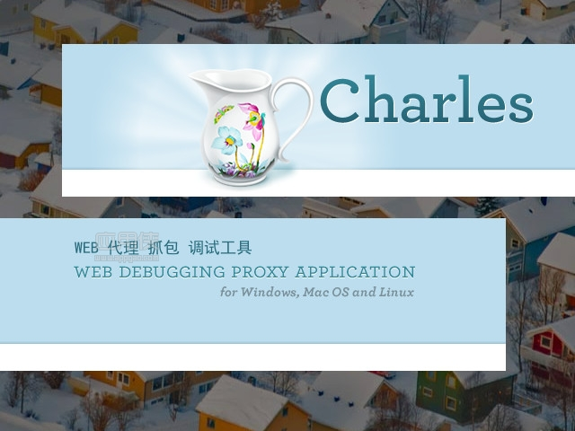 Charles(青花瓷) -  WEB HTTP代理 抓包分析调试工具