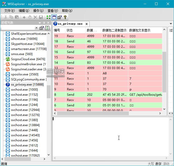 WSExplorer_1.3.exe.7z - 进程抓包工具