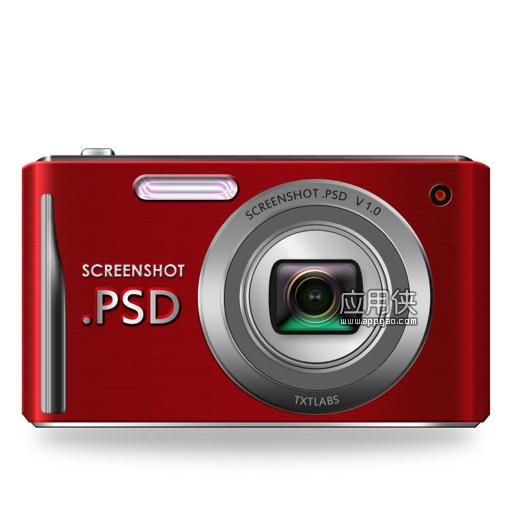ScreenShot PSD - 截图保存为分图层的 PSD 文件